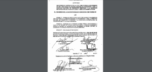 Ley N° 5152 | Deroga capitulo IV que regula el Sistema Nacional de Transporte y crea la DINATRAN y SMT